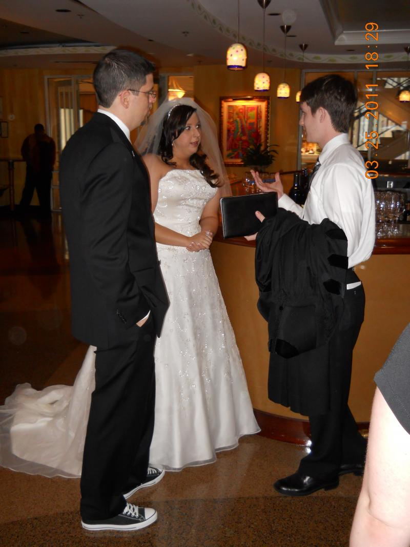 WEDDING ATLANTA CHAPEL CEREMONY MINISTER JUDGE MARRY BRIDE GROOM  OFFICIANT LOVE